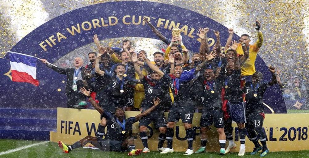 20 điểm nhấn và kỷ lục tại World Cup 2018